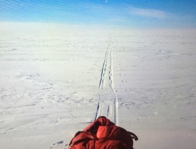 【南極冒険42日目】終盤の目標・南緯88度に到達 / 日本人初の偉業達成までただ歩くのみ