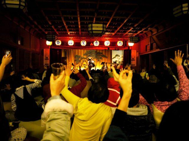 『千と千尋の神隠し』みたいな温泉宿での音楽フェス「音泉温楽」に行ってきた / 浮世離れした場所で開催される300人限定フェス