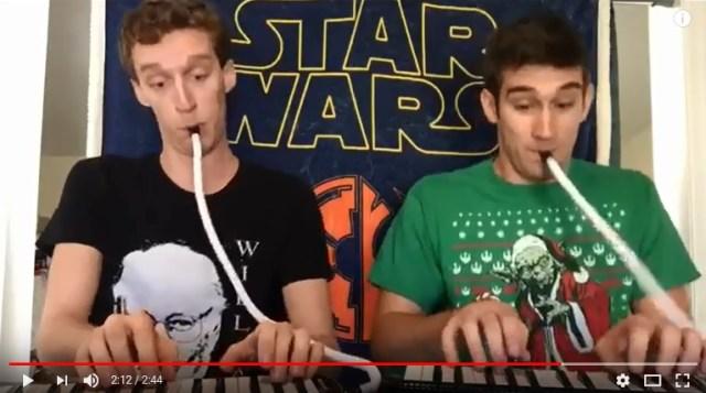 【250万再生】鍵盤ハーモニカで「スター・ウォーズメドレーを奏でる動画」に世界中のニコニコが止まらない