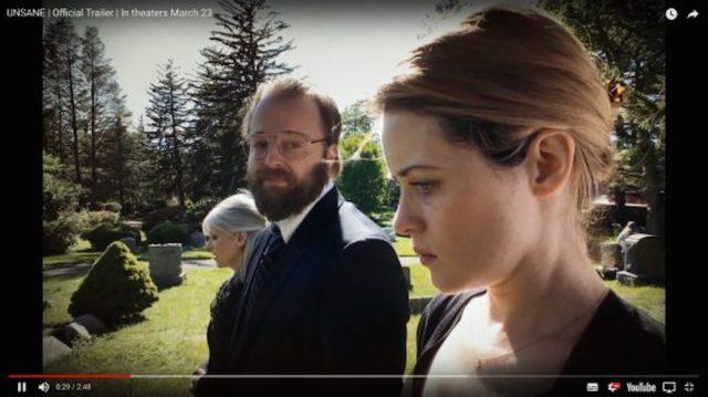 """ついにスマホで映画を撮る時代が来た…! アカデミー賞監督が """"iPhoneだけで撮影した"""" ホラー映画『UNSANE』に全米震撼!!"""