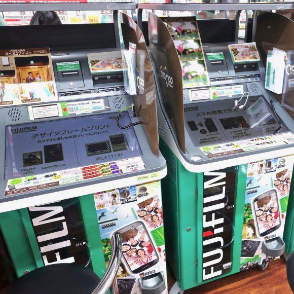 【検証】 家電量販店によくある「写真プリント機」の性能を比較してみた結果
