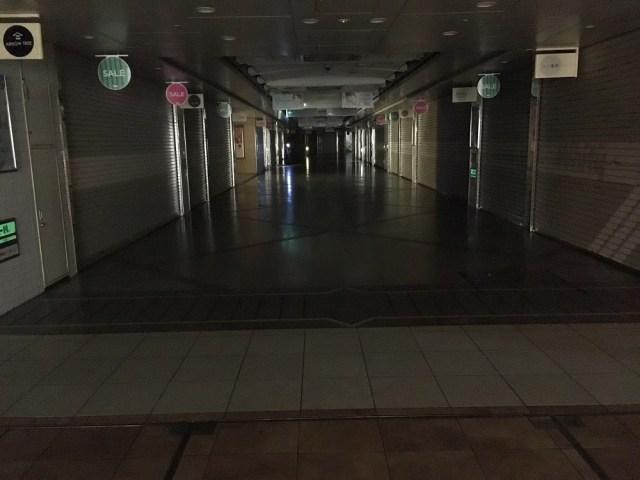 【何それやりたい】終電後の真っ暗な地下街で行う脱出ゲームが超楽しそう! 大阪・梅田「ホワイトシティ迷宮(ダンジョン)からの脱出」