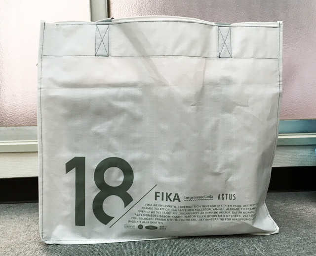 【2018年福袋特集】今年のACTUS(アクタス)福袋はデカいし重いし意識もゲキ高! 食がテーマのリミテッド・ボックス『FIKA(1万4040円)』の中身