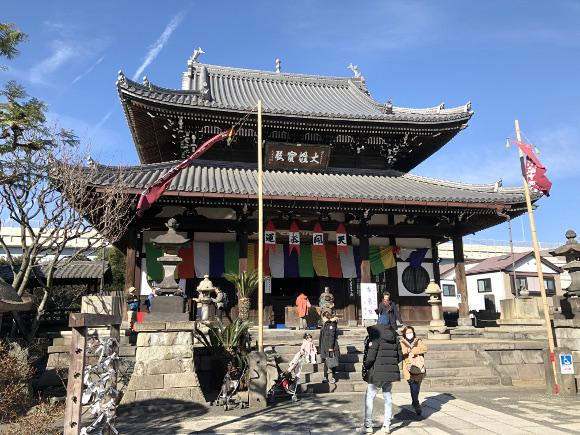 【密かなブーム】東京の七福神めぐりのひとつ「隅田川七福神めぐり」に行ってきた