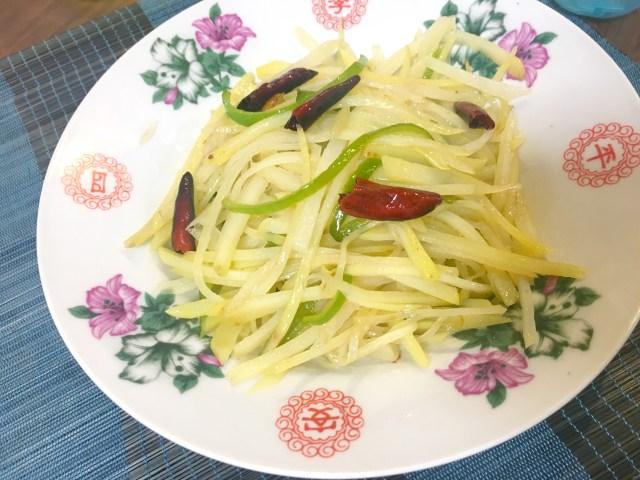【レシピあり】キミは中国料理「土豆絲:とぅーどうすー」をご存知か / 簡単&ウマいのになぜ日本にはないの…その作り方はコレだ!!
