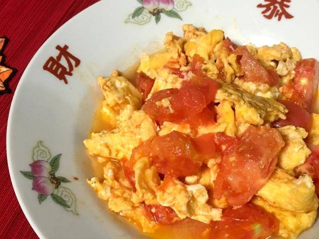【レシピ】キミは中国料理「西紅柿炒鶏蛋:しーほんしーちゃおじーだん」をご存知か / 安ウマ早のコスパ最強野郎! プロに聞いた作り方はコレだ