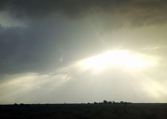 【世界初】マサイの太陽写真集 / マサイ通信:第128回