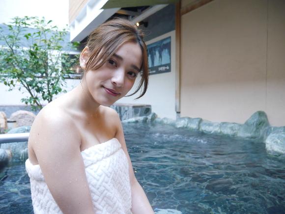【鼻血ブー】グラビアアイドルと銭湯に入ってきた / そして都丸紗也華ちゃんに恋した話