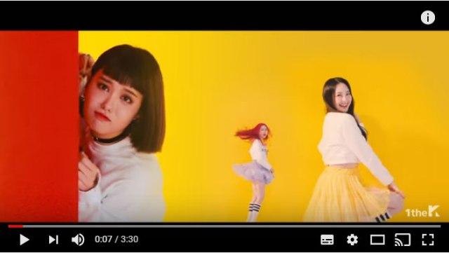 【三度見】韓国イチオシのアイドルがどう見ても「ブルゾンちえみ」だと騒ついてる件 / ガールズグループ『MOMOLAND』