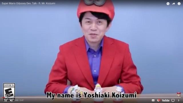 マリオの乳首への反響が予想外! 任天堂の小泉プロデューサーがファンの質問に回答して「キノピオの頭の秘密」などが発覚!