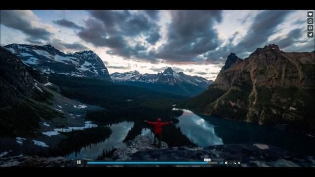 【全画面推奨動画】5万4000枚もの画像を組み合わせた「カナダの大自然」がCGかと目を疑うほどの美しさ