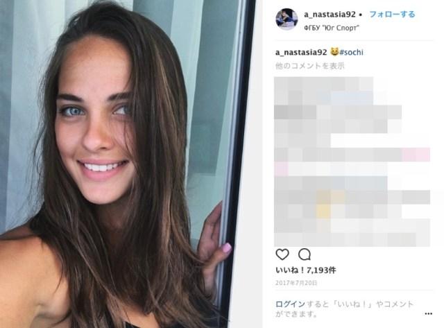 「この美女は誰!?」美しすぎるロシア人カーリング選手にネット民から熱視線 / 一方本人は「美しさでメダルは取れない」と冷静なコメント
