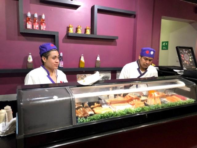 """【衝撃】「メキシコの寿司」は味よりも """"アレ"""" がヤバかった"""