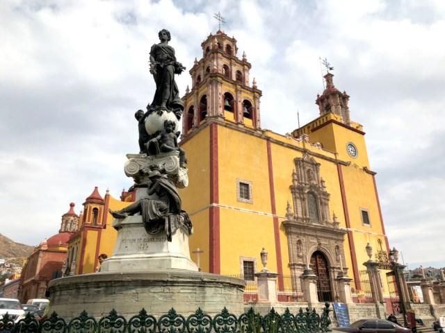 【世界遺産】どこを撮ってもインスタ映え! メキシコ「グアナファト」の街並みが美しすぎた