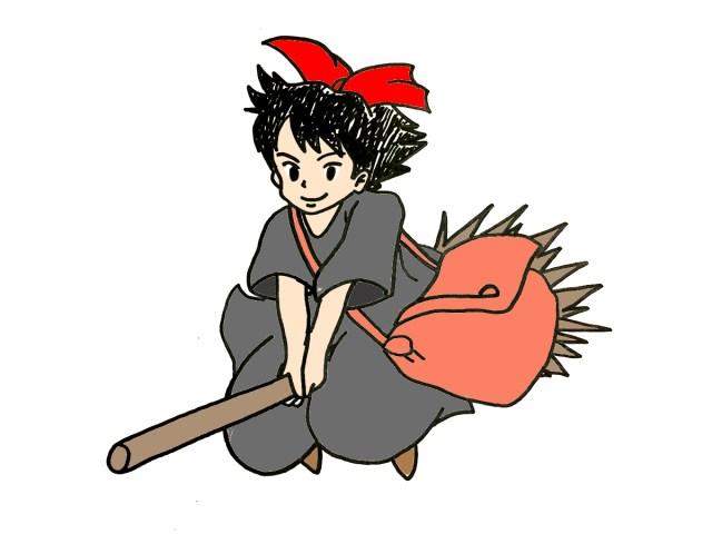 本日2月2日は『魔女の宅急便』キキの誕生日! キキとトンボのその後