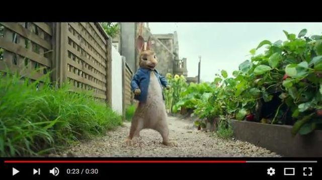 米映画『ピーターラビット』の「食物アレルギーを描いたシーン」に批判殺到 / 日本公開時に削除される可能性も!?