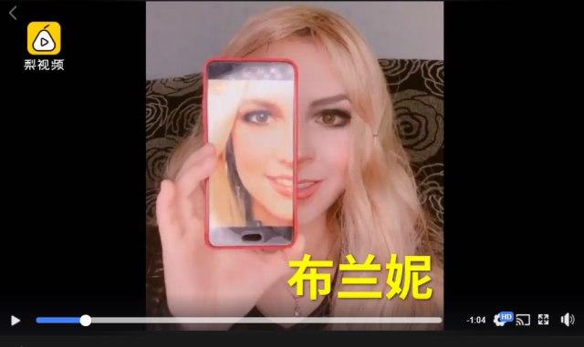 【化粧すげえッ】中国人がメイクだけで欧米人なっちゃった! この女の子の化粧テクがスゴすぎると話題 / ブリトニーやビヨンセ、テイラー・スウィフトなどに大変身