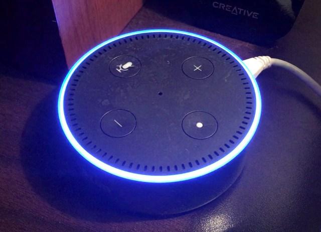 【Alexaァ!】スマートスピーカー『Amazon Echo』を使い始めた結果 → ラジオ体操が最高すぎ!