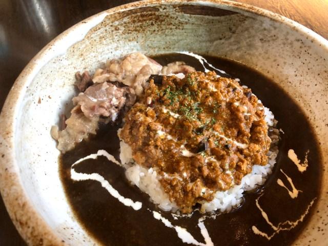 元寿司職人が作る「薬膳カレー」を食べたらカレーの概念が変わったでござる / 千駄木『とくじろう』