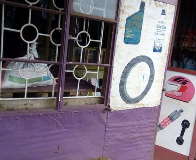 マサイの町のバイクパーツ屋さんをレポしてみたぜ / マサイ通信:第150回