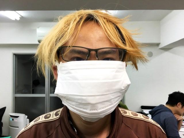 【花粉症対策】マスクは何枚までつけることができるのか? 試してみた結果 → 意外とつけられないことが判明