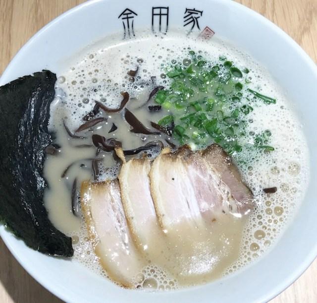 福岡県民にとっても「幻のとんこつラーメン」の『金田家』を食べてみた → 全国展開するべきウマさに昇天
