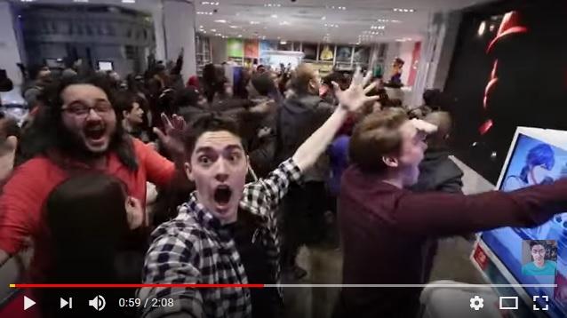 【動画あり】「大乱闘スマッシュブラザーズ」が発表された瞬間の海外ファンのリアクションがコレだ!!