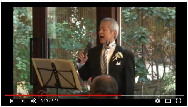 【鳥肌動画】ロックバンドをやっている新婦の父が歌った『糸』に感動の声続出「泣ける」「カッコイイ」「涙腺が…」など