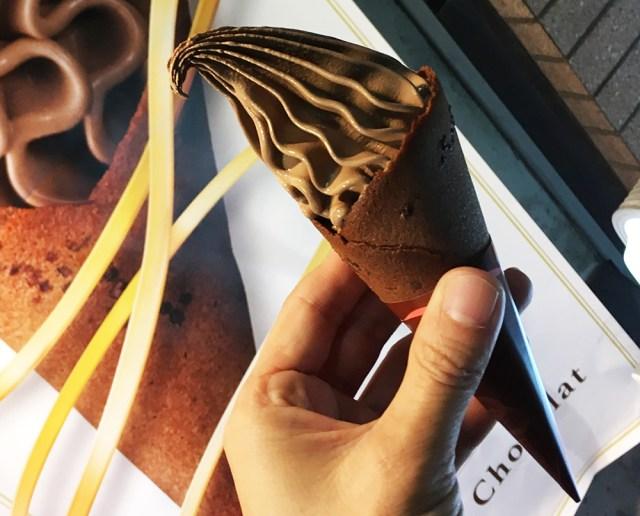 究極至高のソフトクリーム「クレミア」のチョコ味『クレミア ザ ショコラ』が絶句するほど美味かった