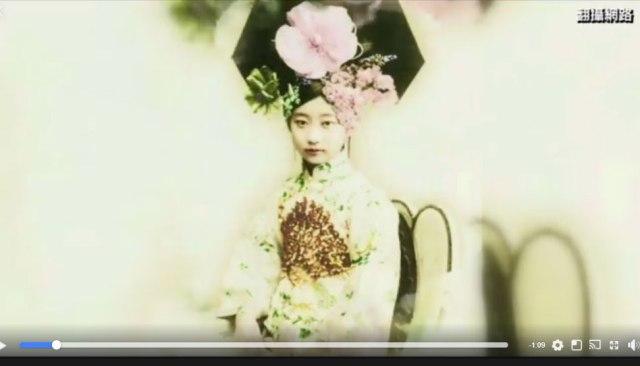 中国・清朝のお姫様『王敏彤(完顏立童記)』がマジで美しい / 現代のアジアNO.1美女 TWICE ツウィに激似と話題! ネットの声「100年遅く生まれていれば…」