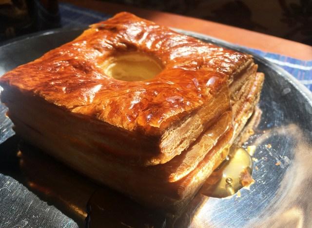 【神】ヤマザキの菓子パン『ビスケパイ』のオーブン焼きが予想通りに罪深い