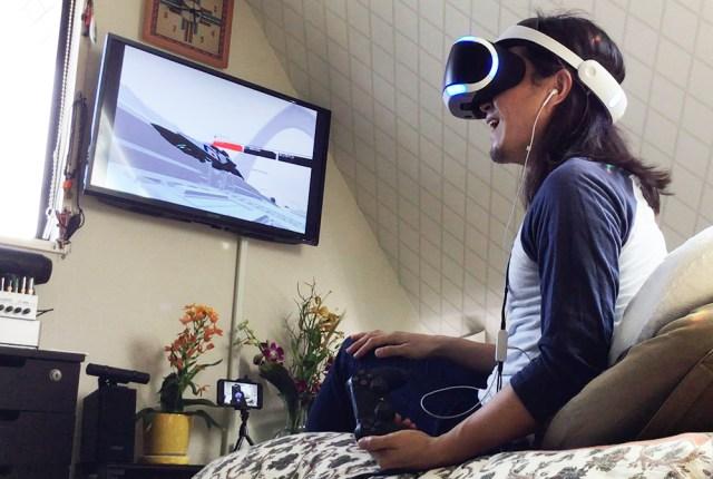 ついにPSVRに対応した反重力レースゲーム『Wipeout Omega Collection』をプレイしての率直な感想は感動