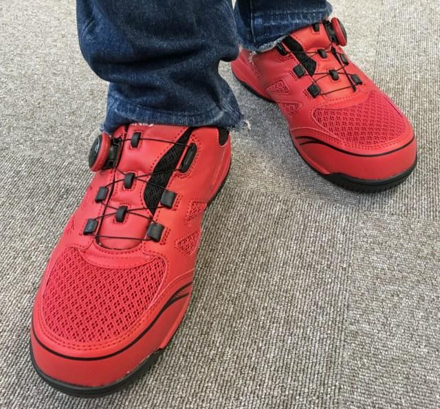 アルペンの安全靴「イグニオ」がカッコ良すぎて思わず衝動買いしてしまった! 高機能で格安だから買わない理由に悩む