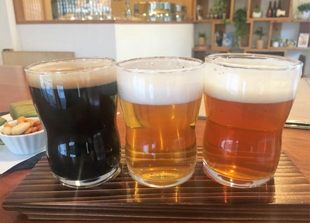 実を言うと奈良県はクラフトビールもアツい! 柿の葉寿司との相性がバツグンで季節限定の『苺ヴァイツェン』は飲んだ瞬間もだえるウマさ!!
