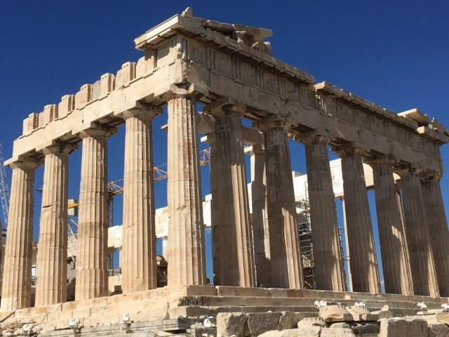 パない強運の持ち主になるためギリシャのパルテノン神殿まで「お遍路」してきた / そこに思わぬトラップが…