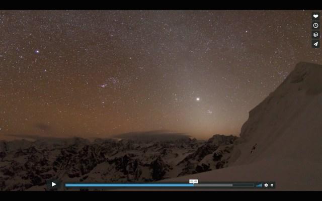 こんなに星が見えるのか!! 世界最高峰のエベレストから撮影したタイムラプス映像が絶景すぎる