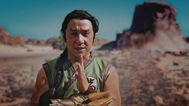 【ハマりすぎ】もしもジャッキー・チェンがドラクエの世界に行ったら…LV99の武闘家だった! 『星のドラゴンクエスト』CMの武闘家ジャッキーがハマりすぎて笑った