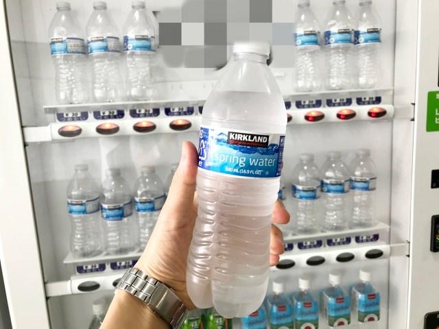 【断言】コストコで本当に買うべき商品は自販機の「水」である / そのたった一つの理由