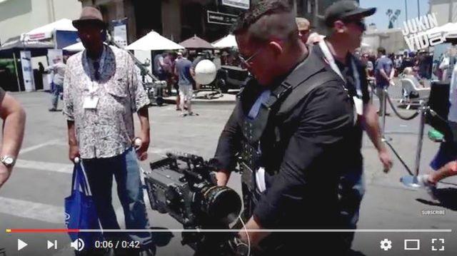 760万円相当の超高級カメラがガッシャーン…天国から地獄に突き落とされる男性の動画がイタすぎる