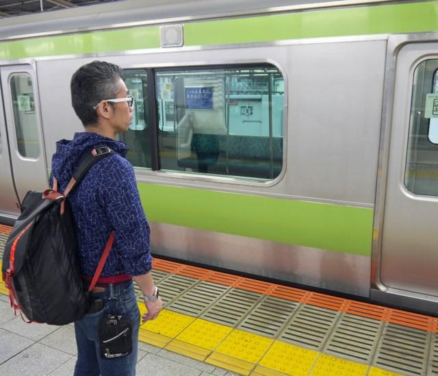 絶対乗ってはいけない電車に乗車した結果 → 激しく心を揺さぶられる