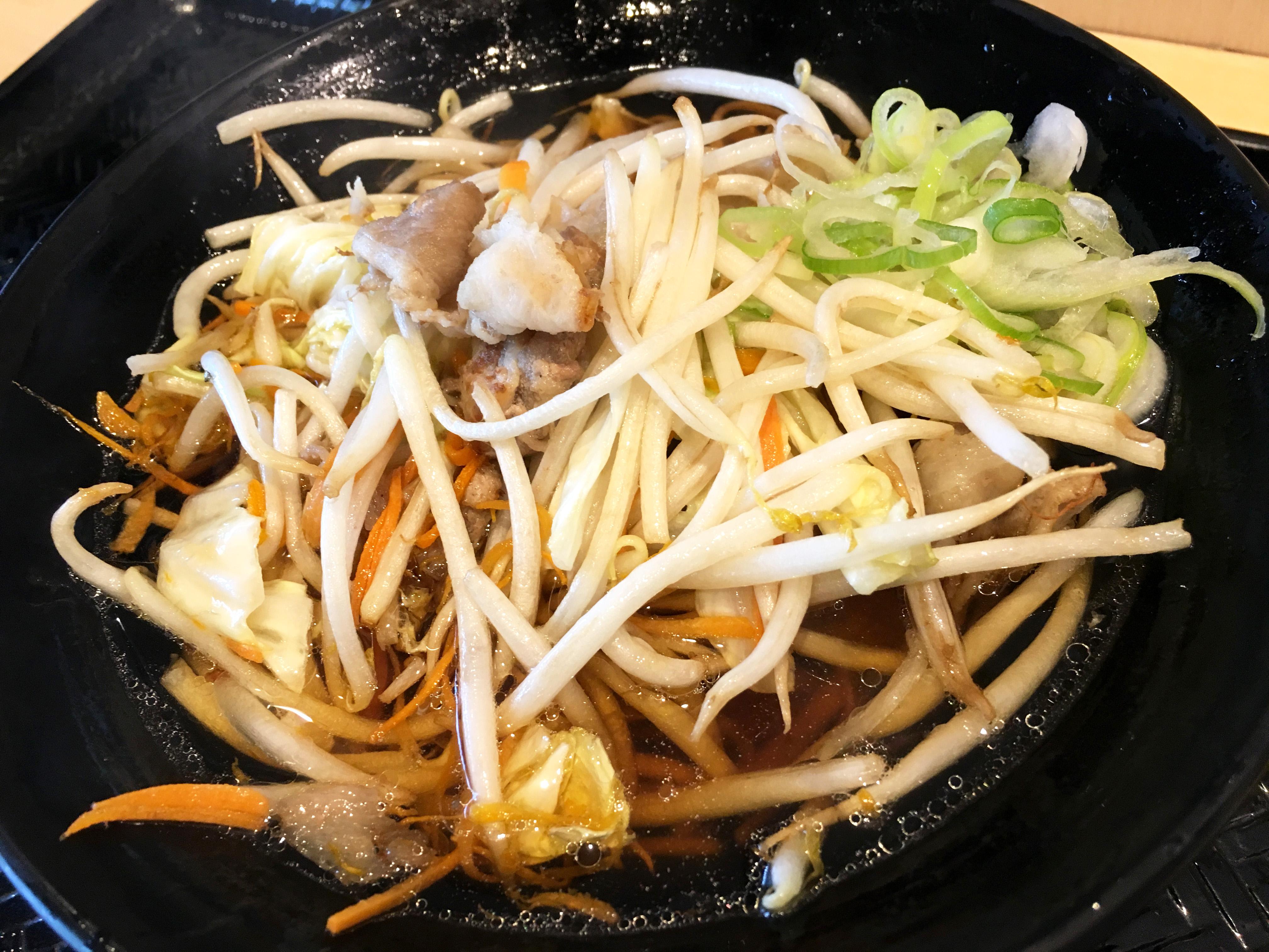 肉野菜炒め 英語