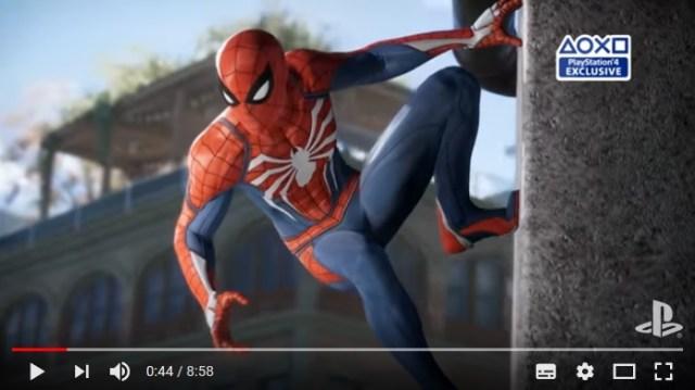 【進化やべえ】ほぼ映画じゃん! PS4専用ゲーム『マーベルズ スパイダーマン』が超おもしろそう / おっさんがマリオカート以来ハマりそうな予感