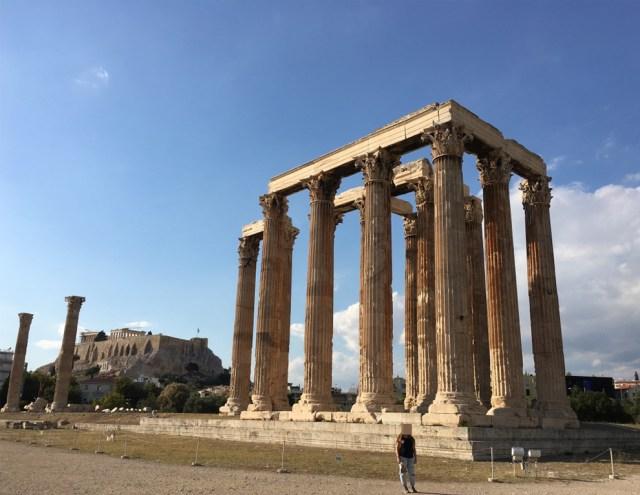 【気をつけて】海外旅行の事前準備がウラ目に出て大失敗! ギリシャのゼウス神殿で「悪魔的な体験」をした話