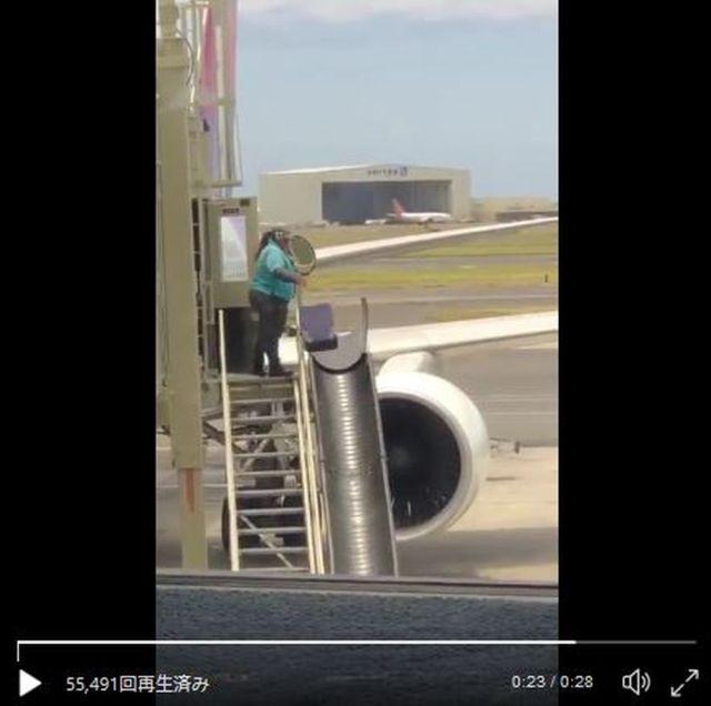 【炎上】飛行機で荷物を預けるのが怖くなる…航空職員が荷物を乱暴に扱う動画に批判集中!