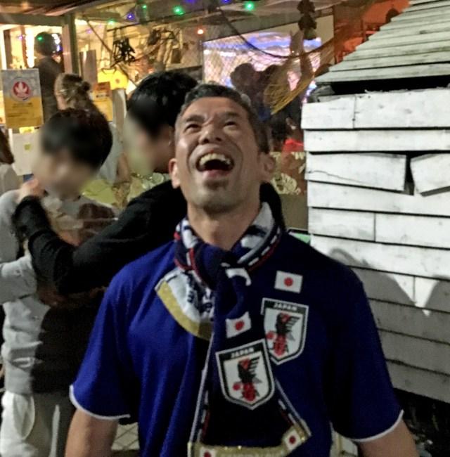 【W杯2018】日本 VS コロンビア戦をコロンビア料理のお店で観戦したら、アツい友情が生まれた!
