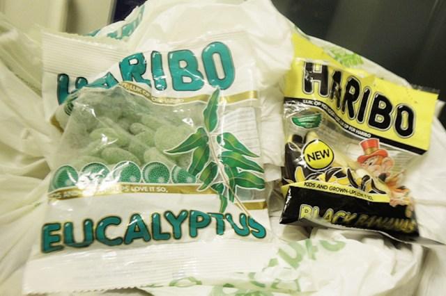 ほんの一口で大ダメージ…絶望的にマズい「ユーカリ味のグミ」をデンマークで食べた話