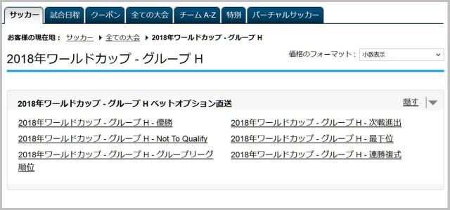 【ワールドカップ】イギリス大手ブックメーカーの「日本」の評価が絶望的すぎる! グループ突破は難しいとの見方