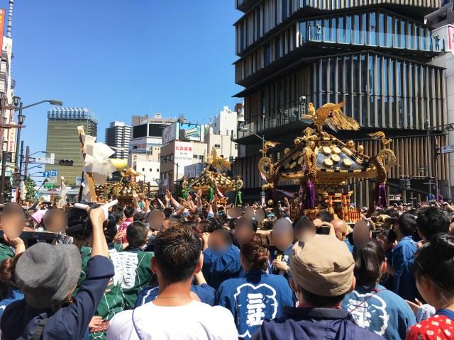 【バンドマンが考察】祭囃子に見る大阪と東京の「音楽性の違い」/ 大阪はメタル、東京はサイケデリックロック