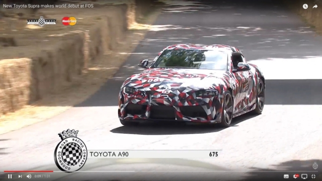 いよいよ『トヨタ・スープラ』の復活が現実に! 新しい市販モデルがこちらです