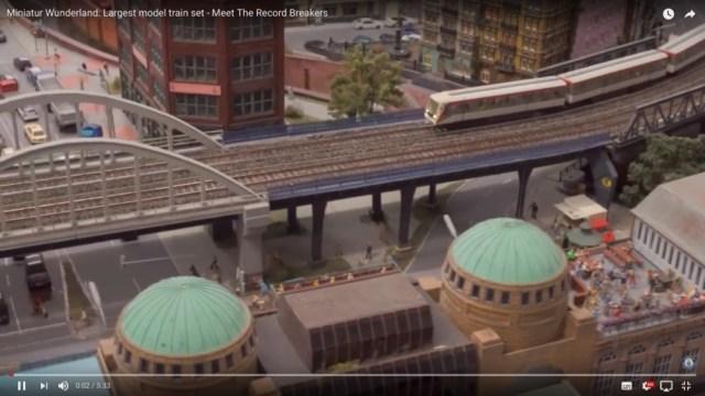 【鉄道ファン必見】27億円の「世界一巨大な鉄道模型」がリアルすぎ! まるで本物を見ているような再現度!!